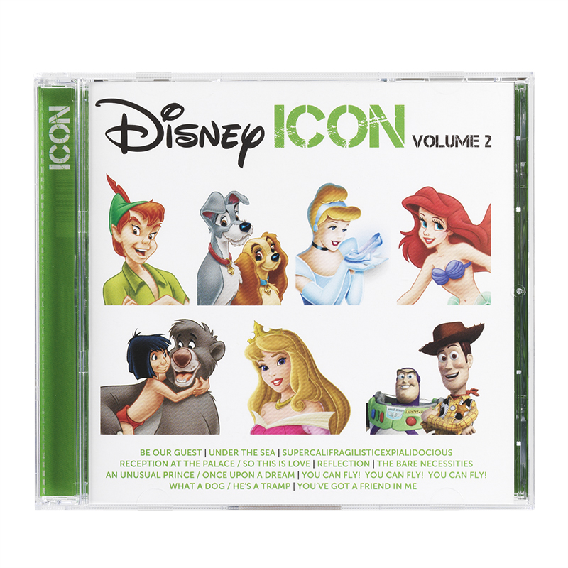 Various Artists - Disney Icon Vol. 2 - CD