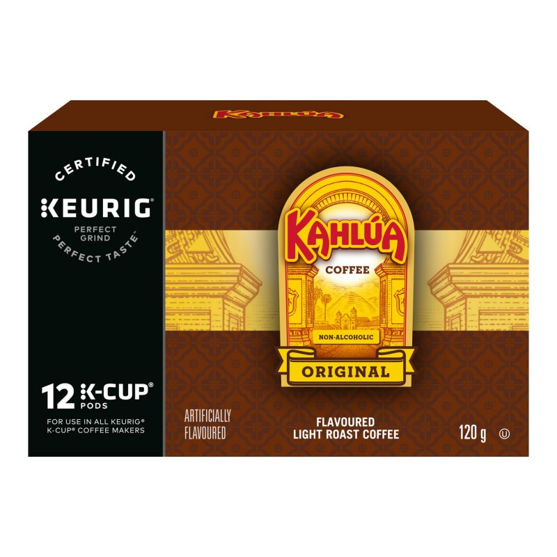 K-Cup Timothy's Light Roast Coffee - Kahlua - 12 Servings
