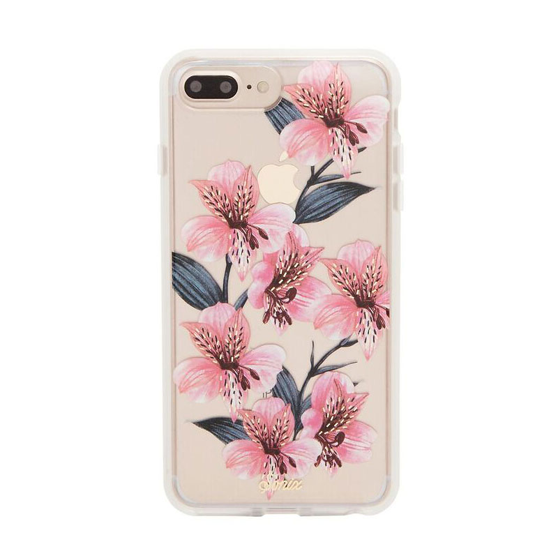 Sonix Clear Coat Case for iPhone 6+/7+/8+ - Tiger Lily -SX28201790011