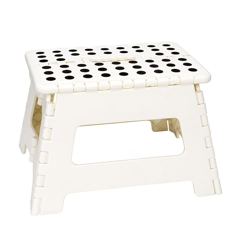 London Drugs Folding Step Stool - White