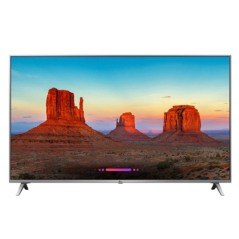 LG 65-in 4K UHD True Motion 120 Smart TV with webOS 4.0 - 65UK7700