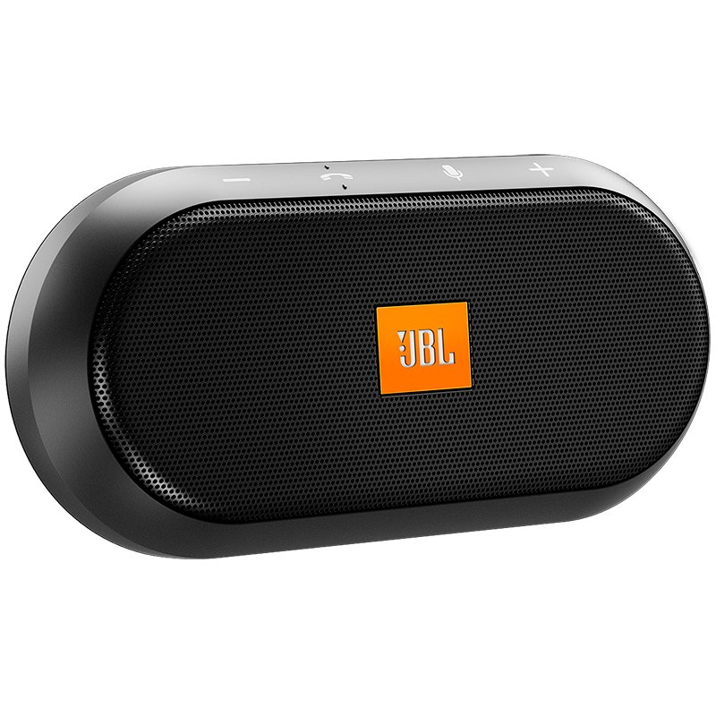JBL Portable Bluetooth Handsfree Speaker - Black - TRIP