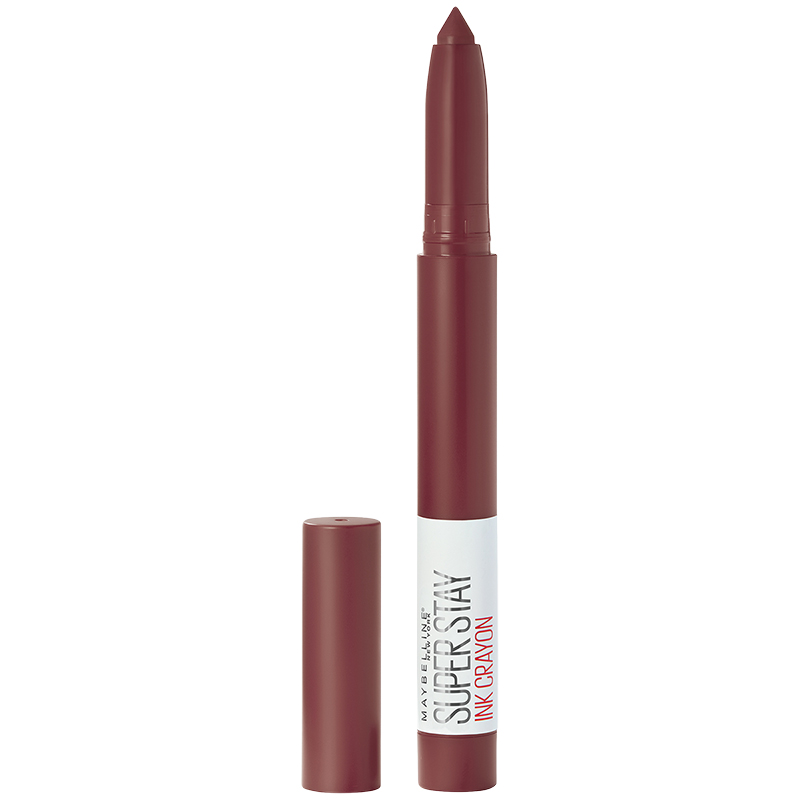 Maybelline SuperStay Matte Ink Crayon Lipstick - Live on the Edge