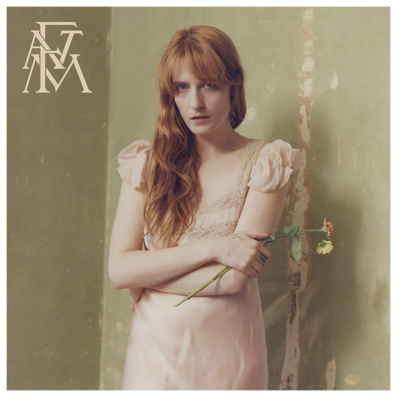 Florence And The Machine - High As Hope - Vinyl