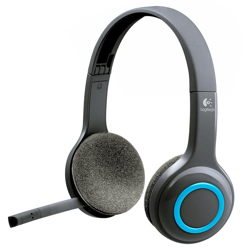 Logitech Wireless Headset H600 - 981-000341