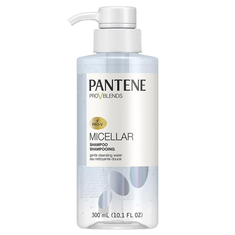 Pantene Pro-V Blends Micellar Shampoo Gentle Cleansing Water - 300ml