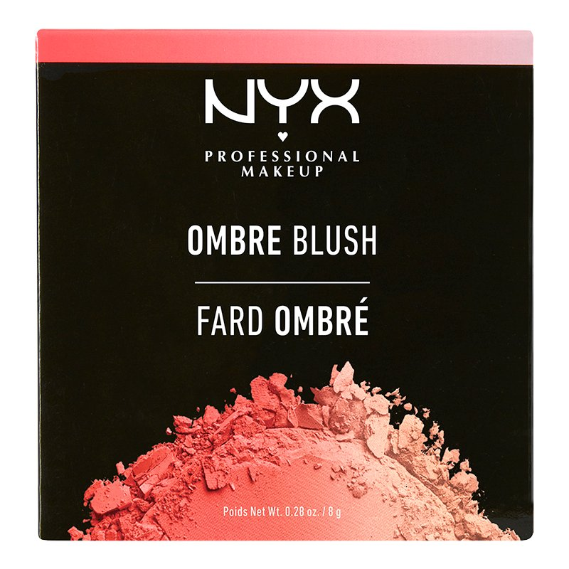 NYX Professional Makeup Ombre Blush - Soft Flush