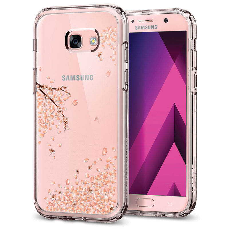 super popular 48c4d ac60d Spigen Crystal Shell Case for Samsung Galaxy A5 - Clear Blossom