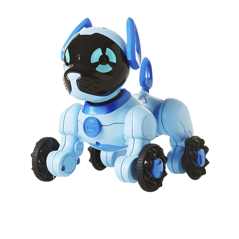 WowWee Chippies Dog - Blue - 3818
