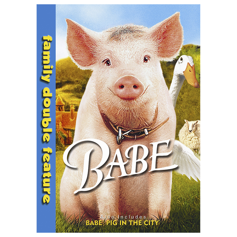 Babe and Babe: Pig In The City - DVD