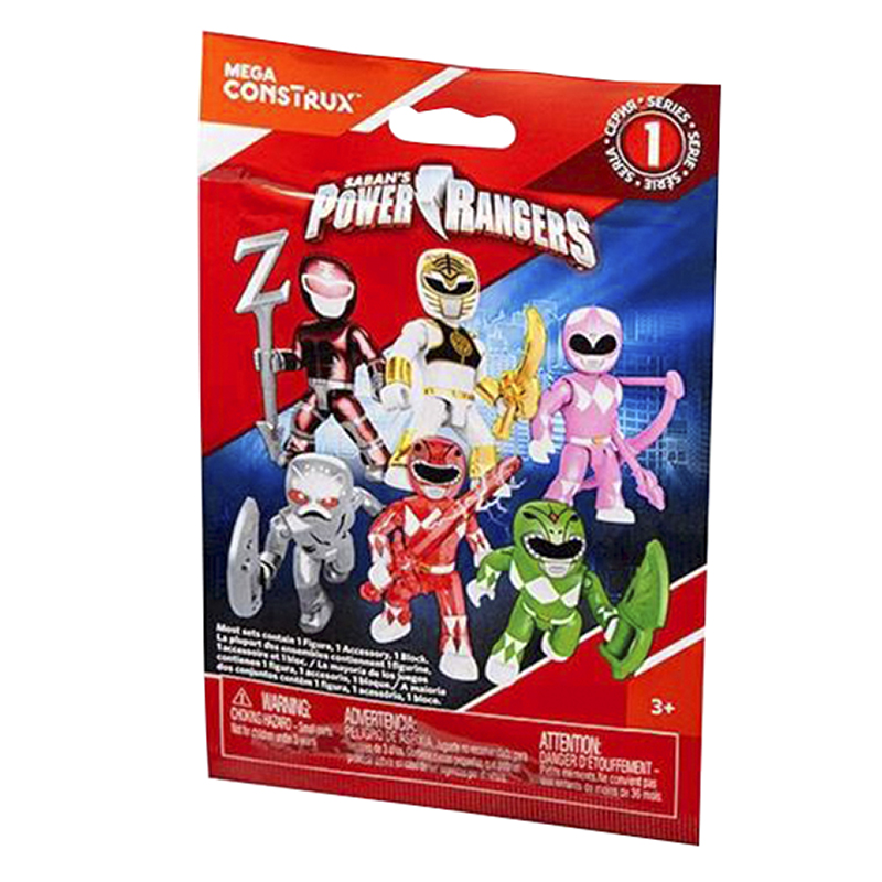 Power Rangers Blind Bag - DPK62-A