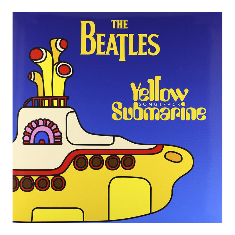 The Beatles - Yellow Submarine Songtrack - Vinyl