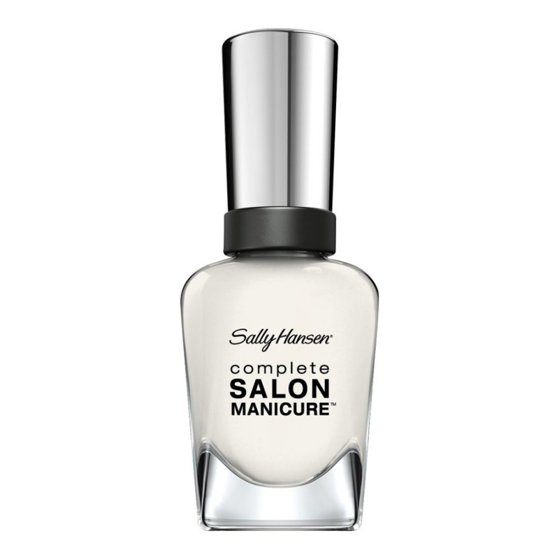 Sally Hansen Complete Salon Manicure Nail Polish - Let's Snow