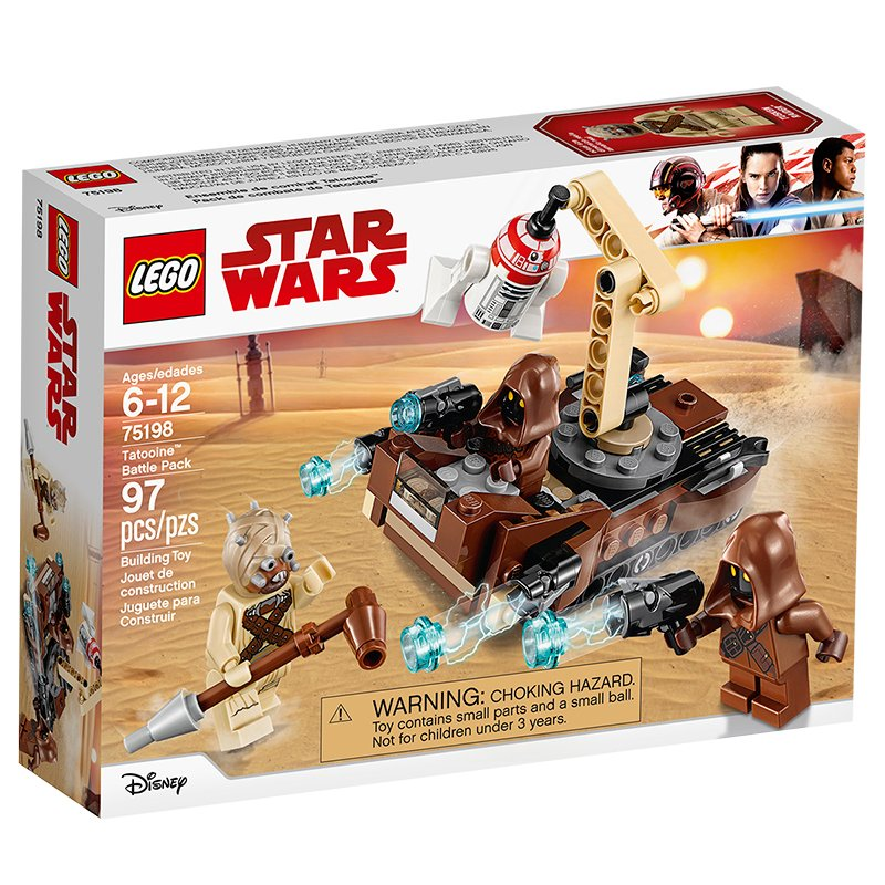 LEGO® Star Wars - Tatooine Battle Pack