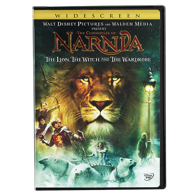 Chronicles Of Narnia: The Lion, The Witch And The Wardrobe - DVD