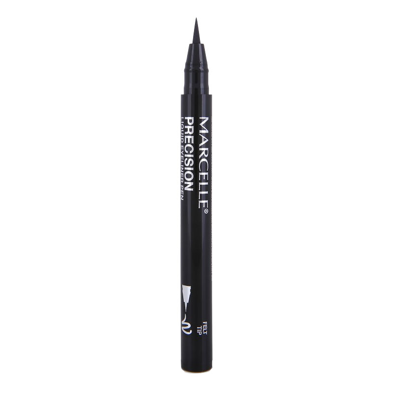 Marcelle Precision Liquid Eyeliner Pen - Intense Black