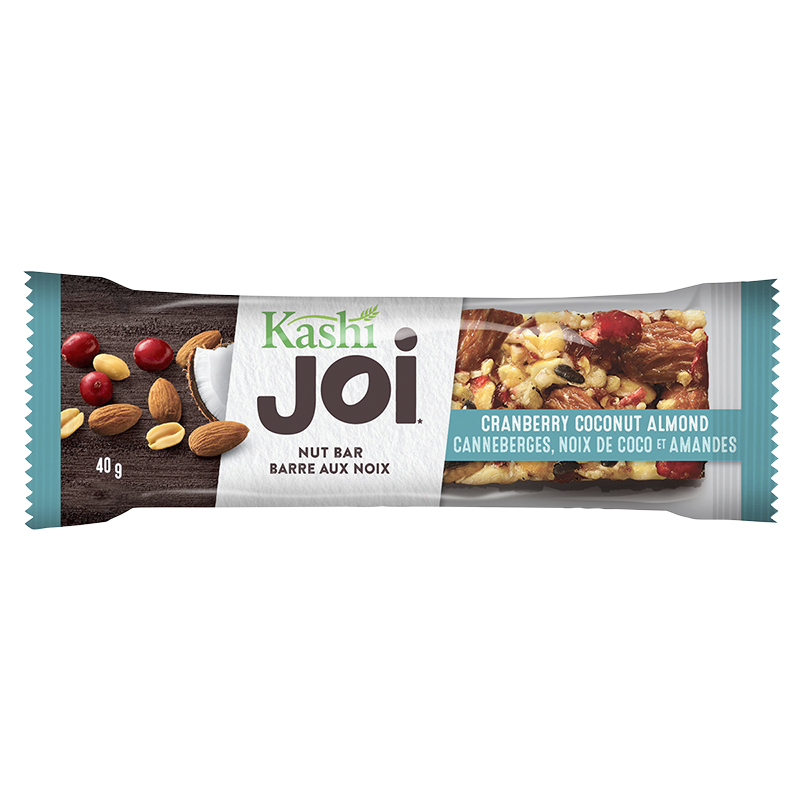 Kashi Joi Nut Bar - Cranberry Coconut Almond - 40g