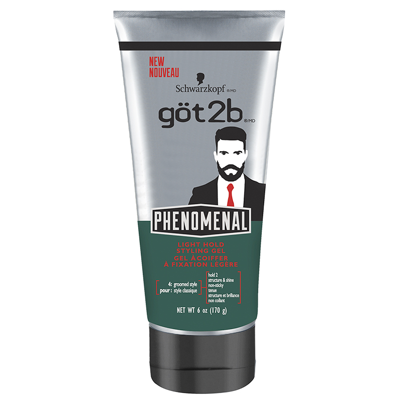 got2b Phenomenal Light Hold Styling Gel - 170g