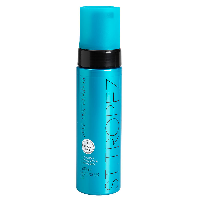 St. Tropez Self Tan Express Advanced Bronzing Mousse - 200ml