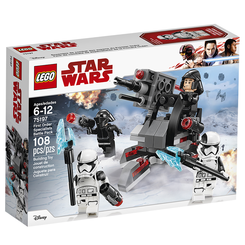 LEGO® Star Wars - First Order Specialists Battle Pack