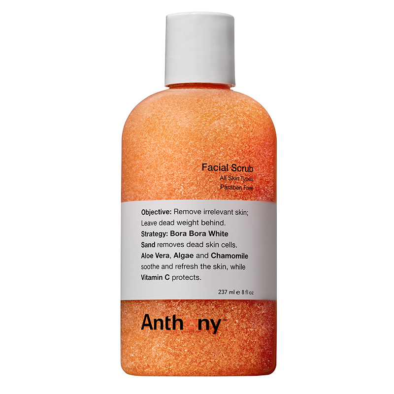 Anthony Facial Scrub - 237ml