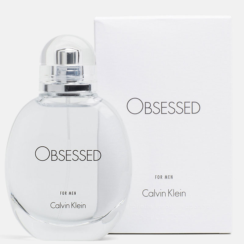 Calvin Klein Obsessed for Men Eau de Toilette - 75ml