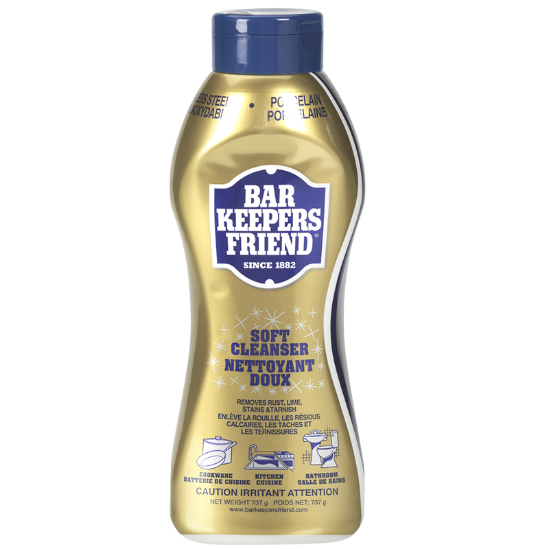 Bar Keepers Friend Soft Cleanser - 737g