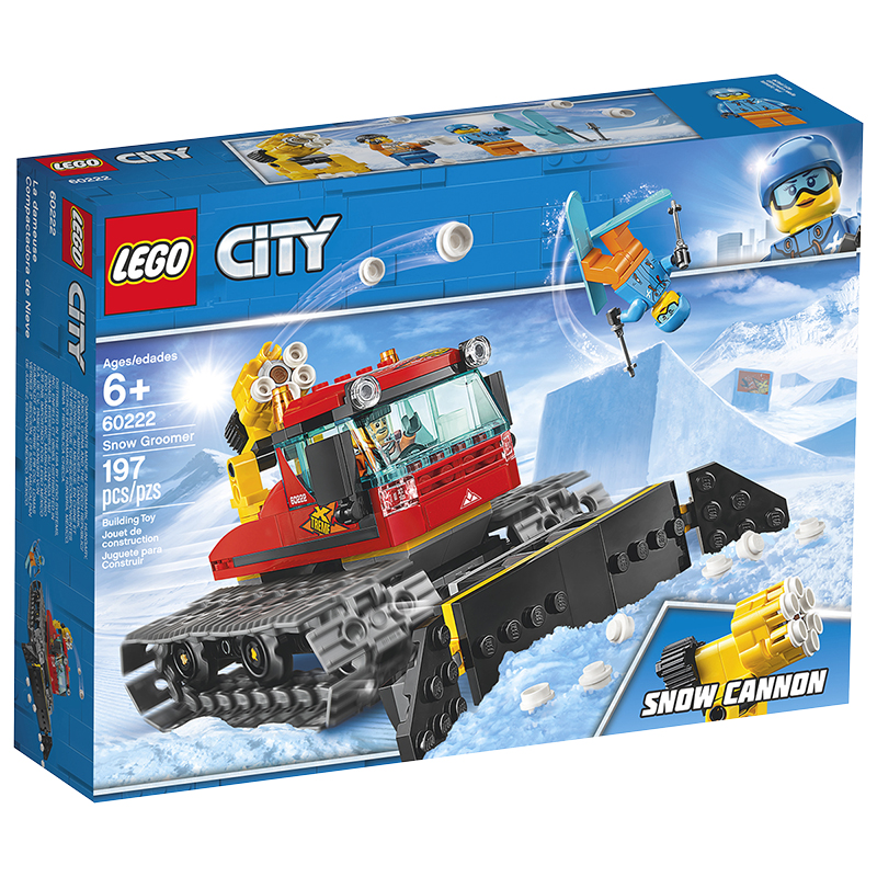 LEGO® City - Snow Groomer - 60222