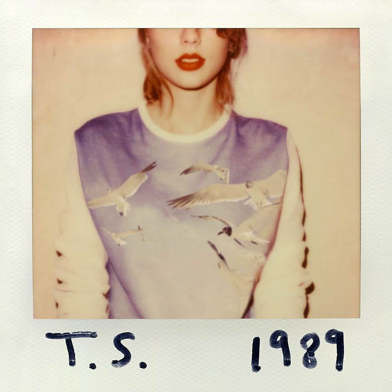 Taylor Swift - 1989 - CD