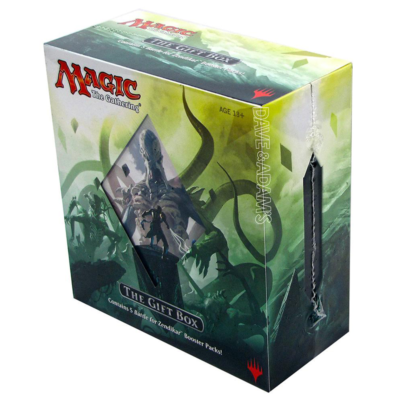 Magic Battle Zendikar Gift