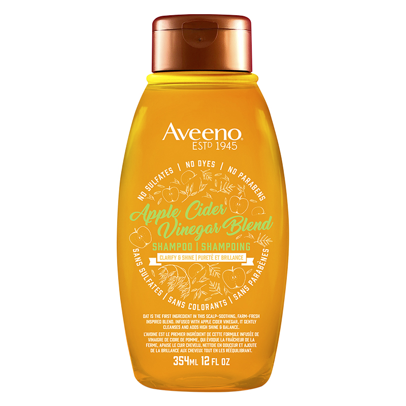 Aveeno Apple Cider Vinegar Blend Shampoo - 354ml