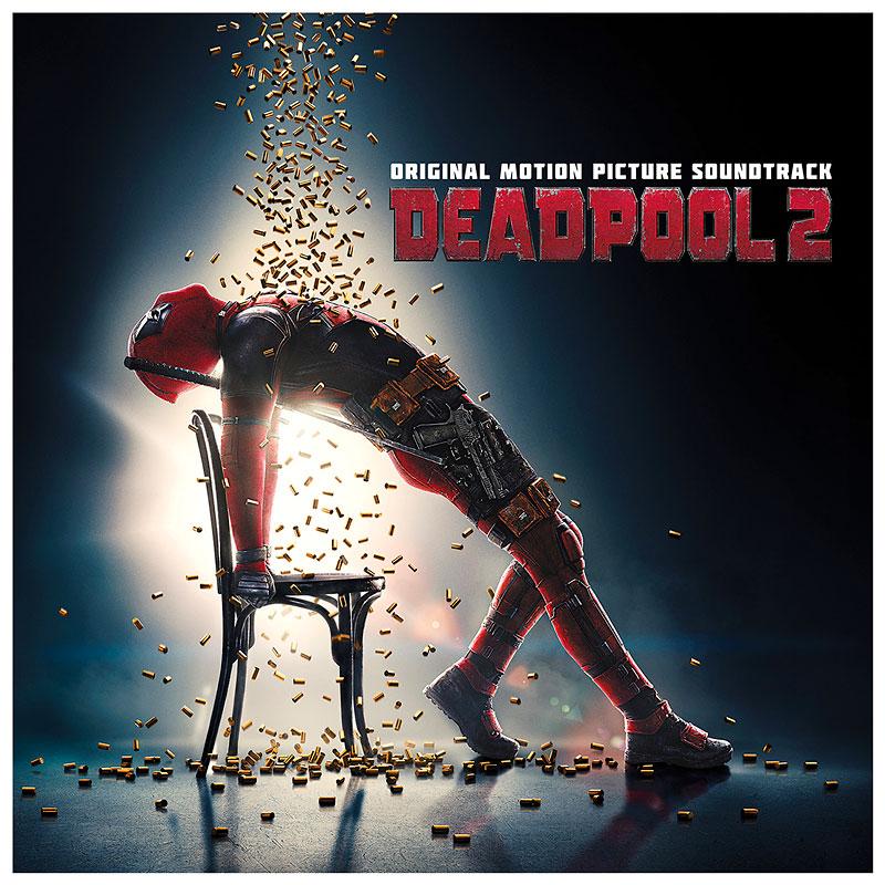 Soundtrack - Deadpool 2 (Original Motion Picture Soundtrack) - CD