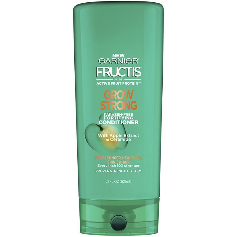 Garnier Fructis Grow Strong Conditioner - 621ml