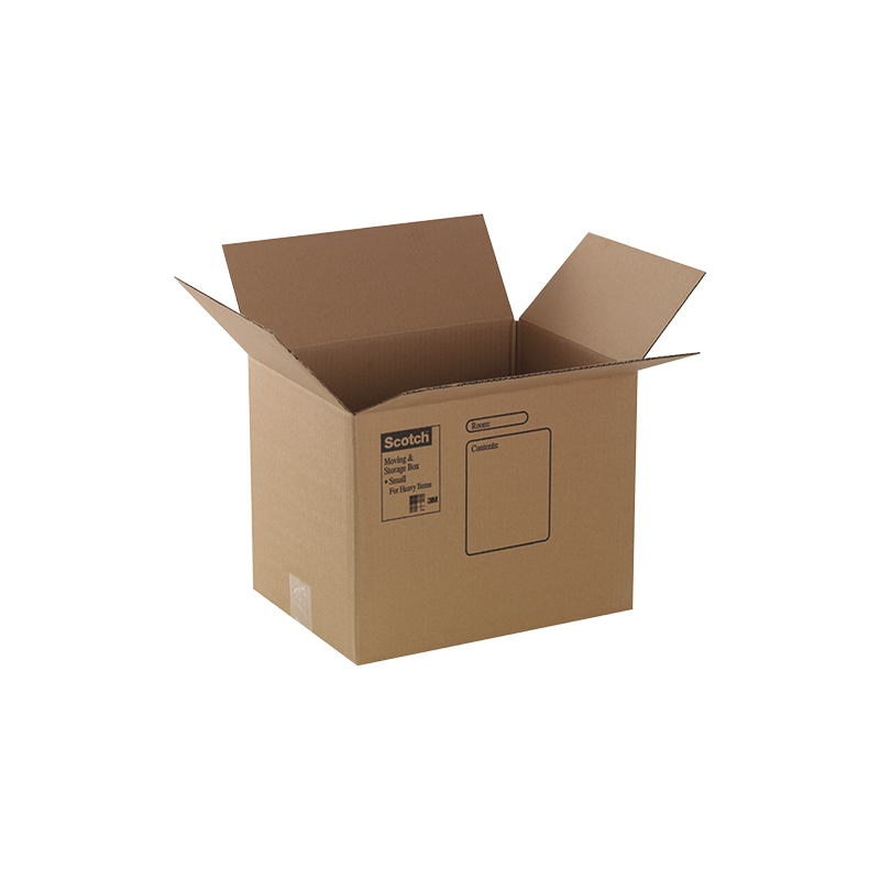 Scotch Kraft Moving & Storage Box - 48mm x 20.3m