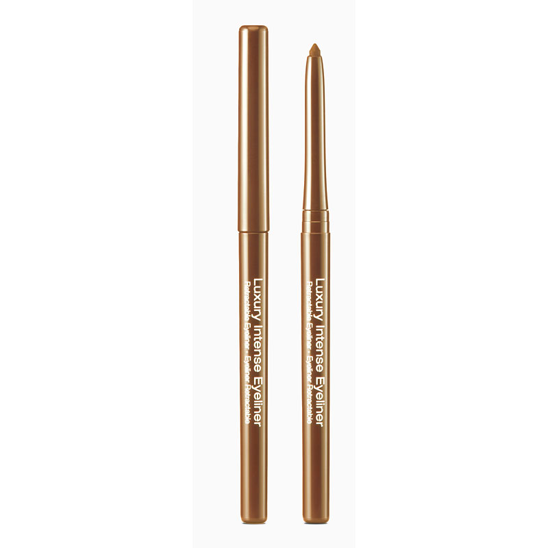 Kiss Pro Luxury Intense Eyeliner - Bronze