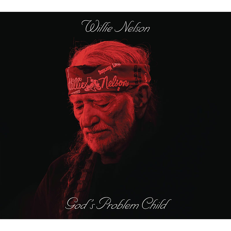 Willie Nelson - God's Problem Child - CD