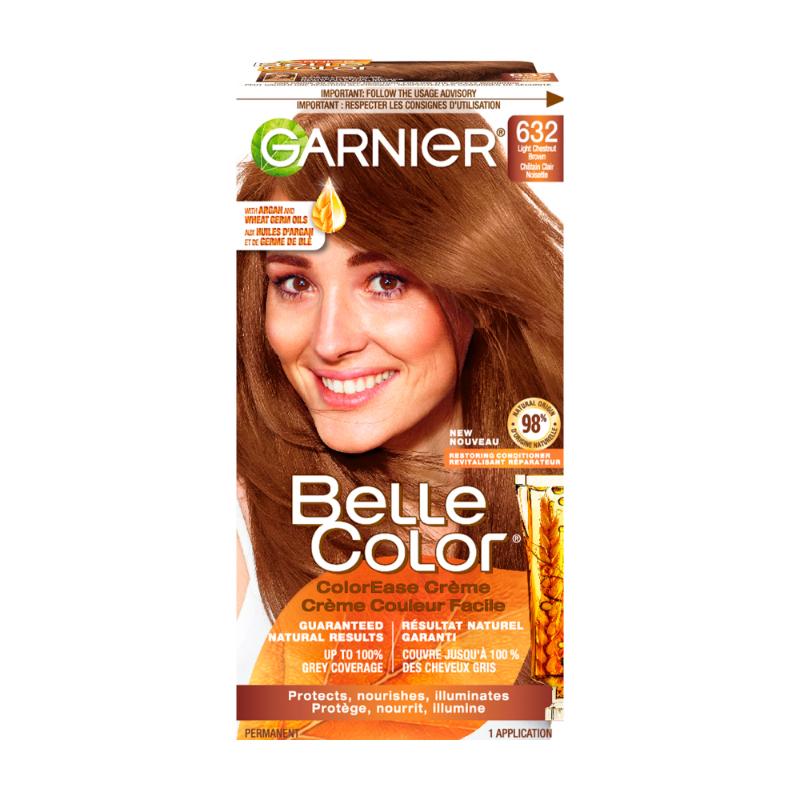 Garnier Belle Color Haircolour 632 Light Chestnut Brown London Drugs