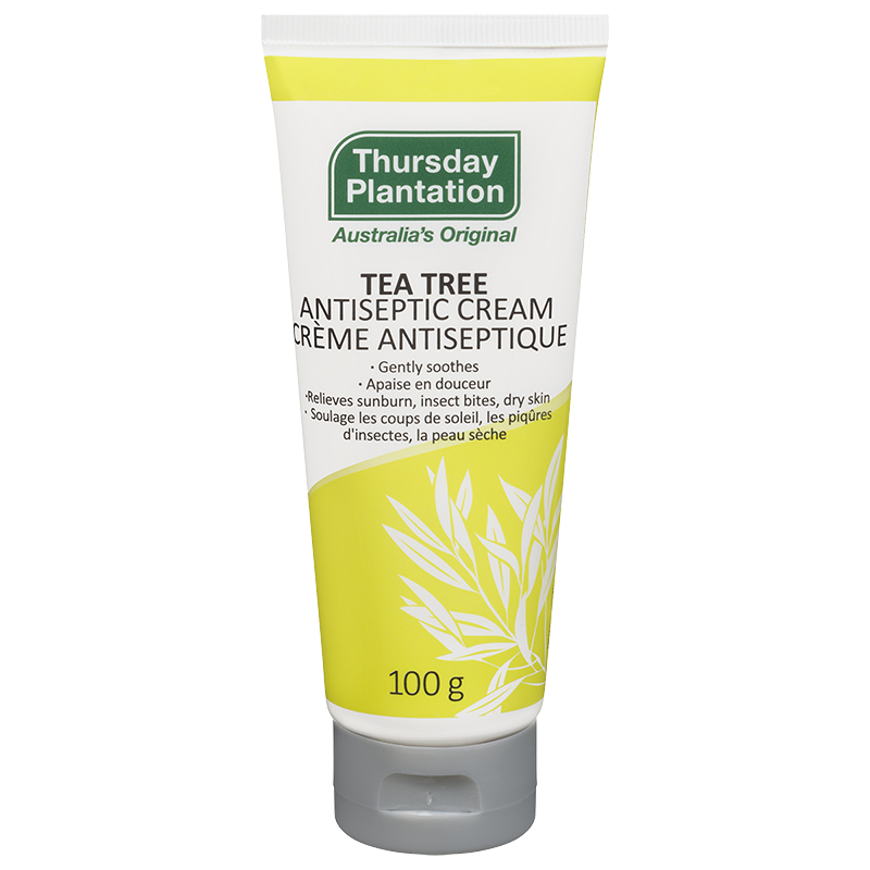 Thursday Plantation Tea Tree Antiseptic Cream - 100g