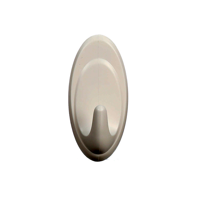 Command™ Medium Terrace Hook - Quartz - 2's