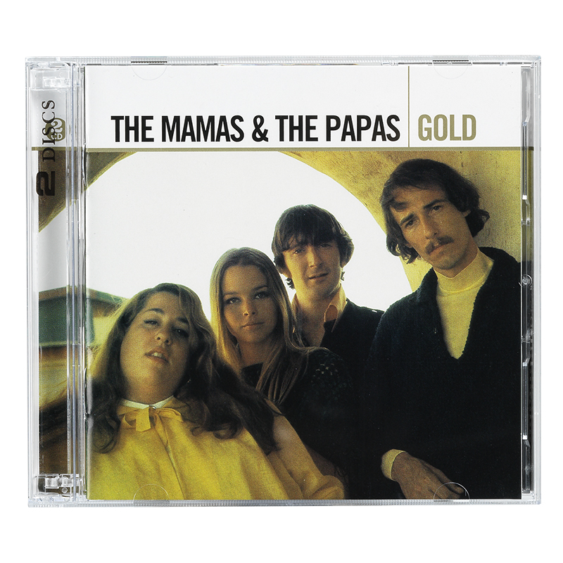 Mamas and Papas - Gold - CD