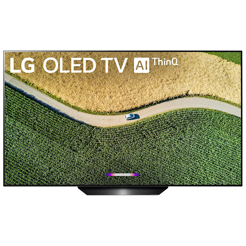 LG 55-in OLED 4K UHD Smart TV with webOS - OLED55B9PUA
