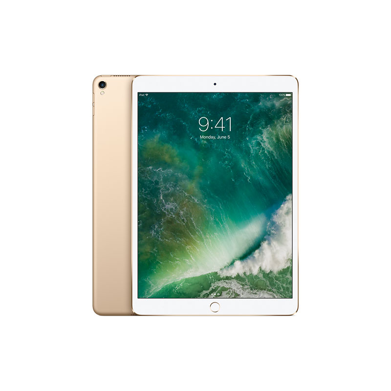 Apple iPad Pro - 12.9 Inch - 256GB - Gold - MP6J2CL/A