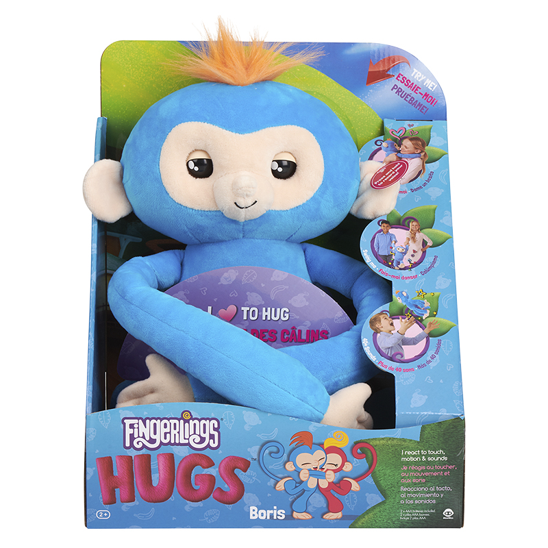 Wowee Fingerling Hugs - Boris