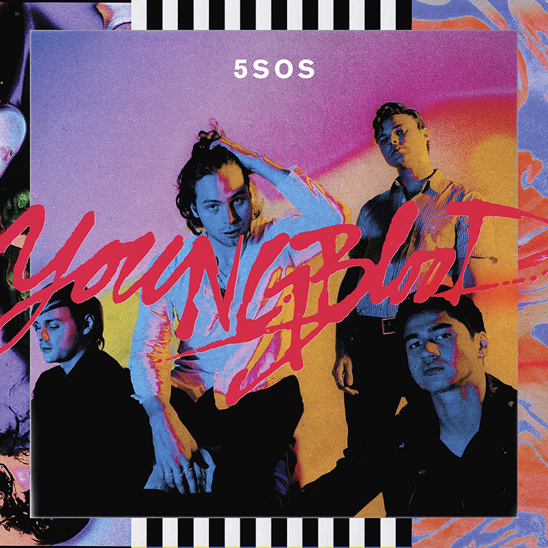 5 Seconds Of Summer - Youngblood - CD