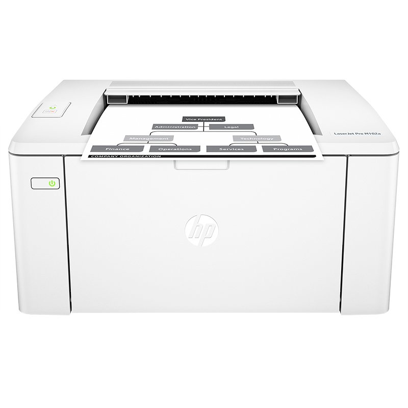 HP Laserjet Pro M102w Printer - G3Q35A#BGJ