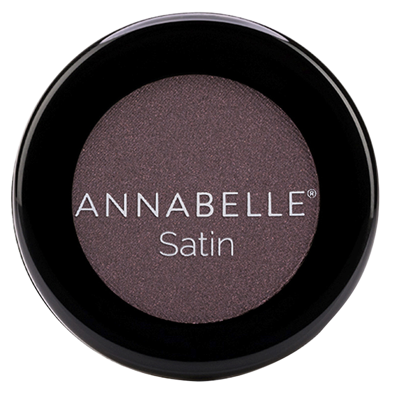 Annabelle Satin Single Eyeshadow - Mulberry