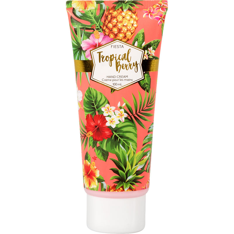 Fiesta Tropical Hand Cream - Assorted - 100g
