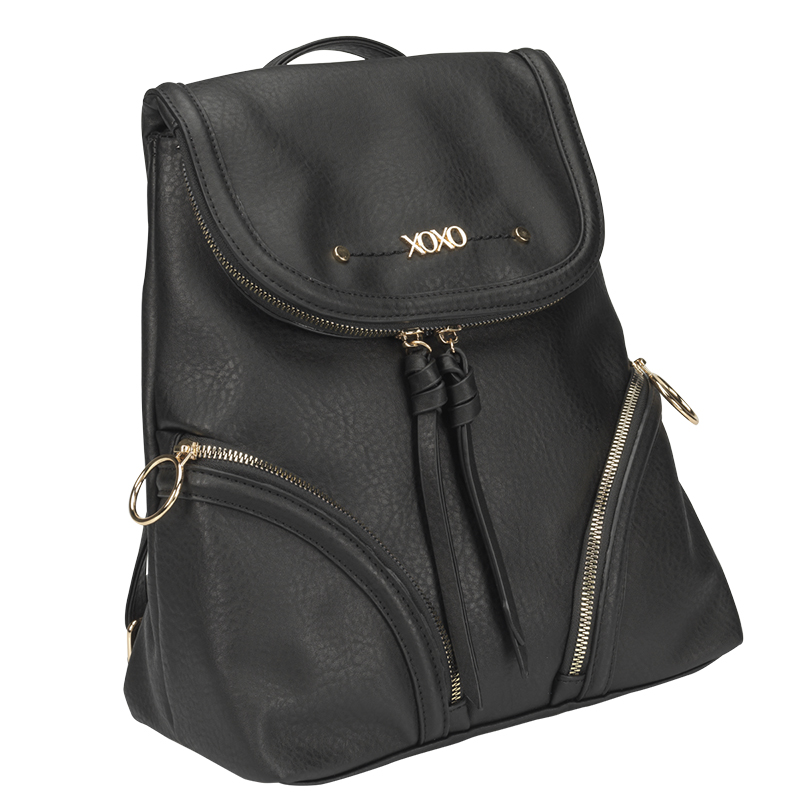 XOXO Backpack - Black