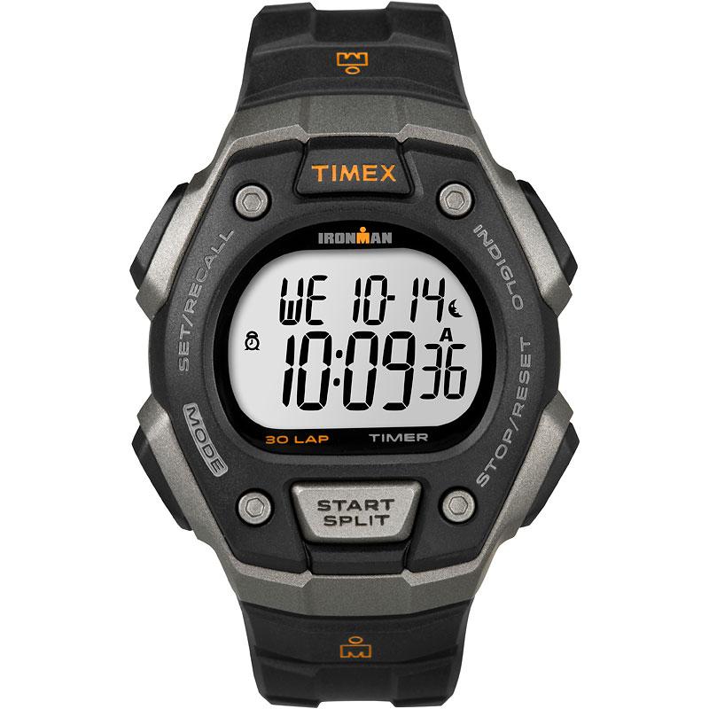 Timex Ironman Watch - Black Grey - T5K821GP  fcceed7f88af