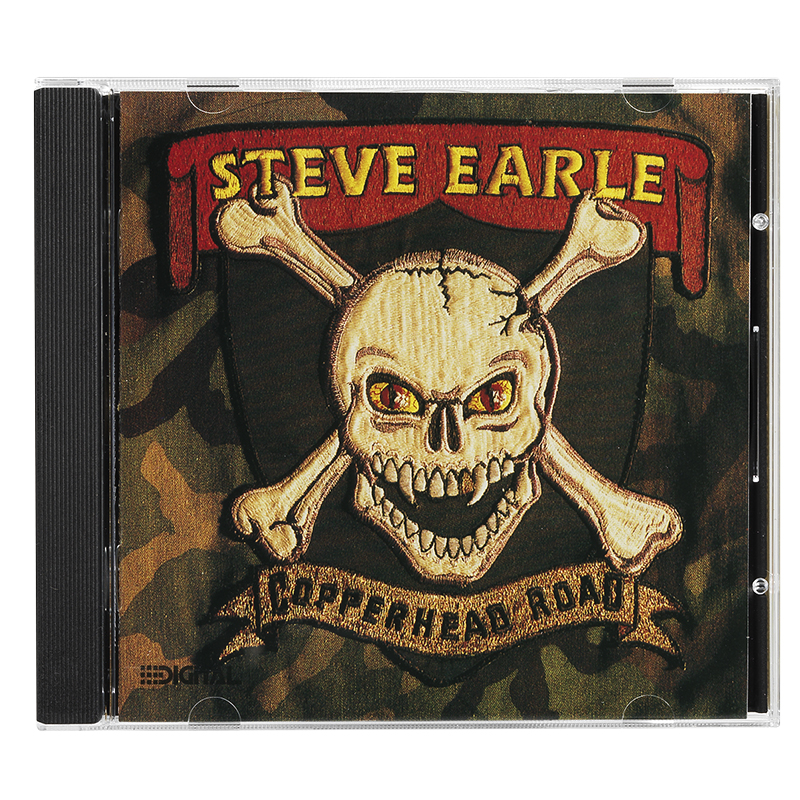 Steve Earle - Copperhead Road - CD